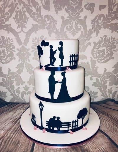 wedding cakes preston (2)